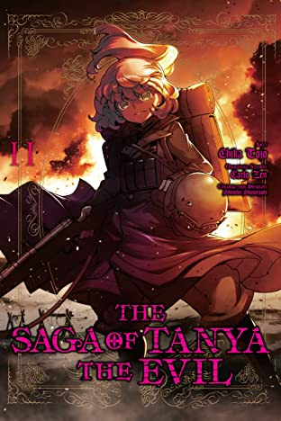 The Saga of Tanya the Evil Vol. 11