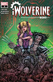 2020 iWolverine #2 (of 2)