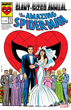 Amazing Spider-Man (1963-1998) Annual #21: Facsimile Edition