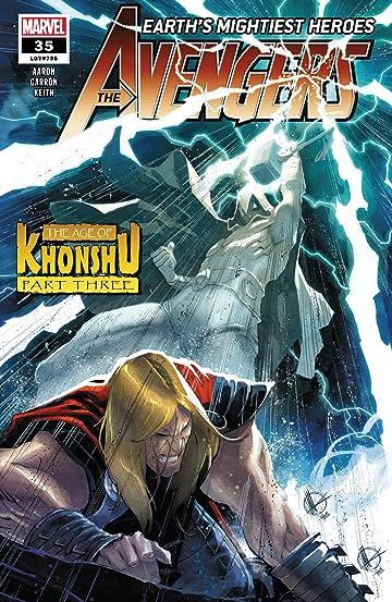 Avengers (2018-) #35