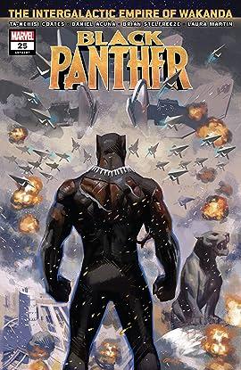 Black Panther (2018-) #25