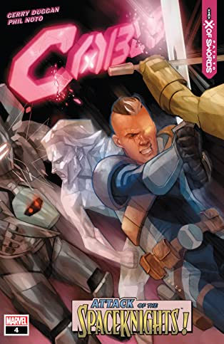 Cable (2020-) #4