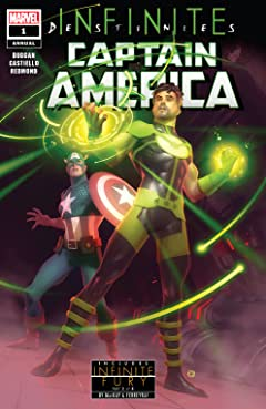 Captain America Annual (2020) #1