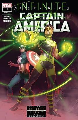 Captain America Annual (2020) #1