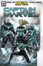 Captain Marvel (2019-) #20