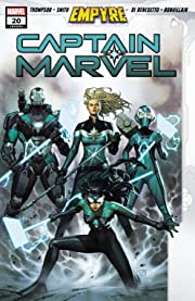 Captain Marvel (2019-) #20