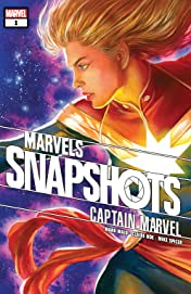 Captain Marvel: Marvels Snapshots (2021) #1