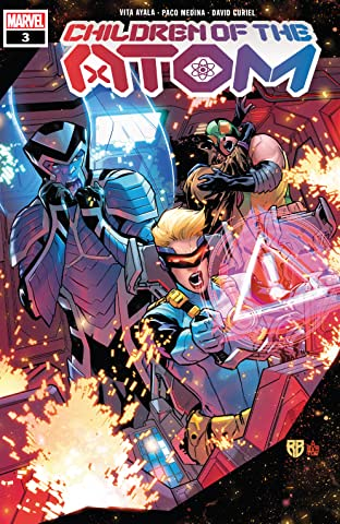 Children Of The Atom (2021-) #3