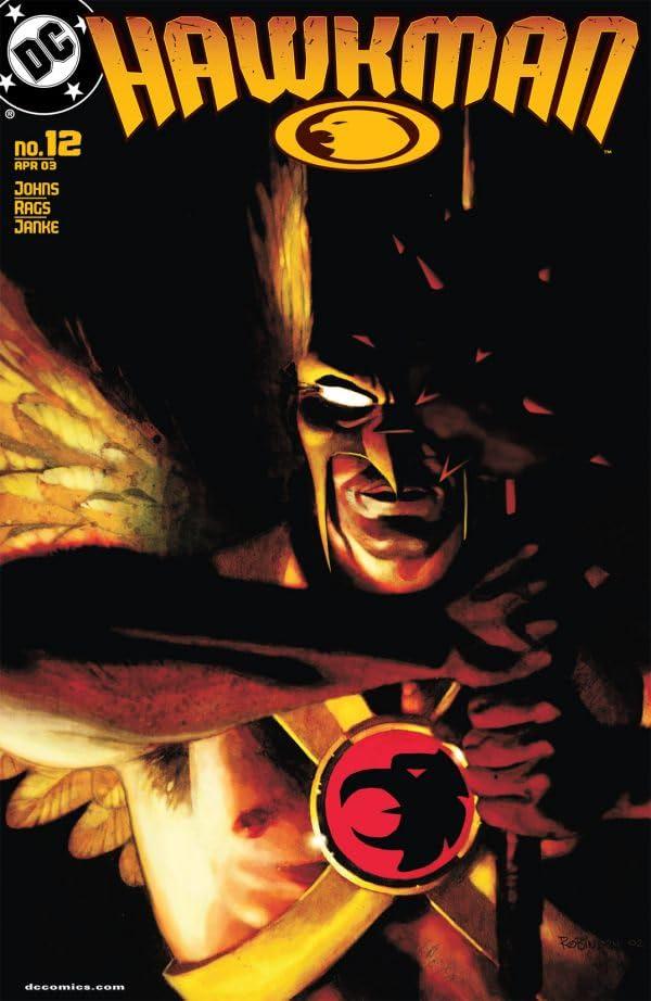 Hawkman (2002-2006) #12