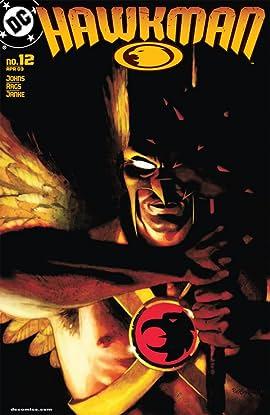 Hawkman (2002-2006) No.12