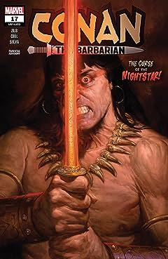 Conan The Barbarian (2019-) #17