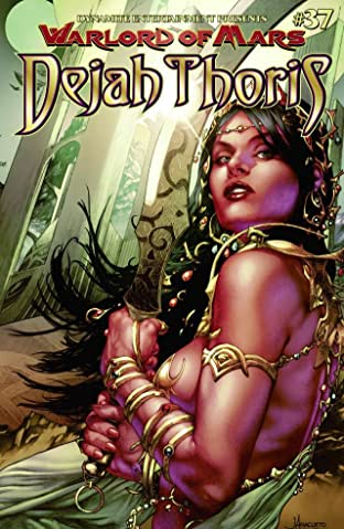 Warlord of Mars: Dejah Thoris #37
