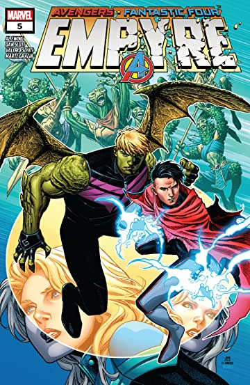 Empyre (2020) #5 (of 6)