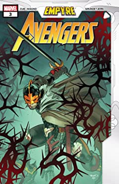 Empyre: Avengers (2020) #3 (of 3)