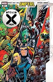 Empyre: X-Men (2020) #3 (of 4)