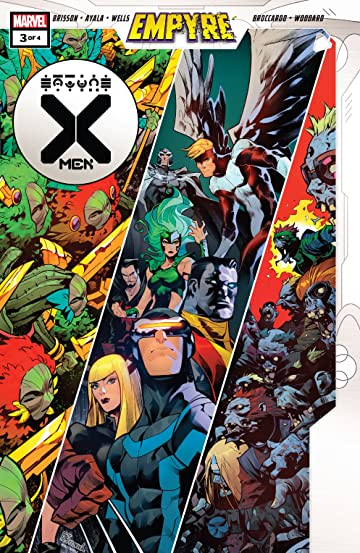 Empyre: X-Men (2020) #3 (of 4)