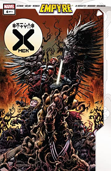 Empyre: X-Men (2020) #4 (of 4)