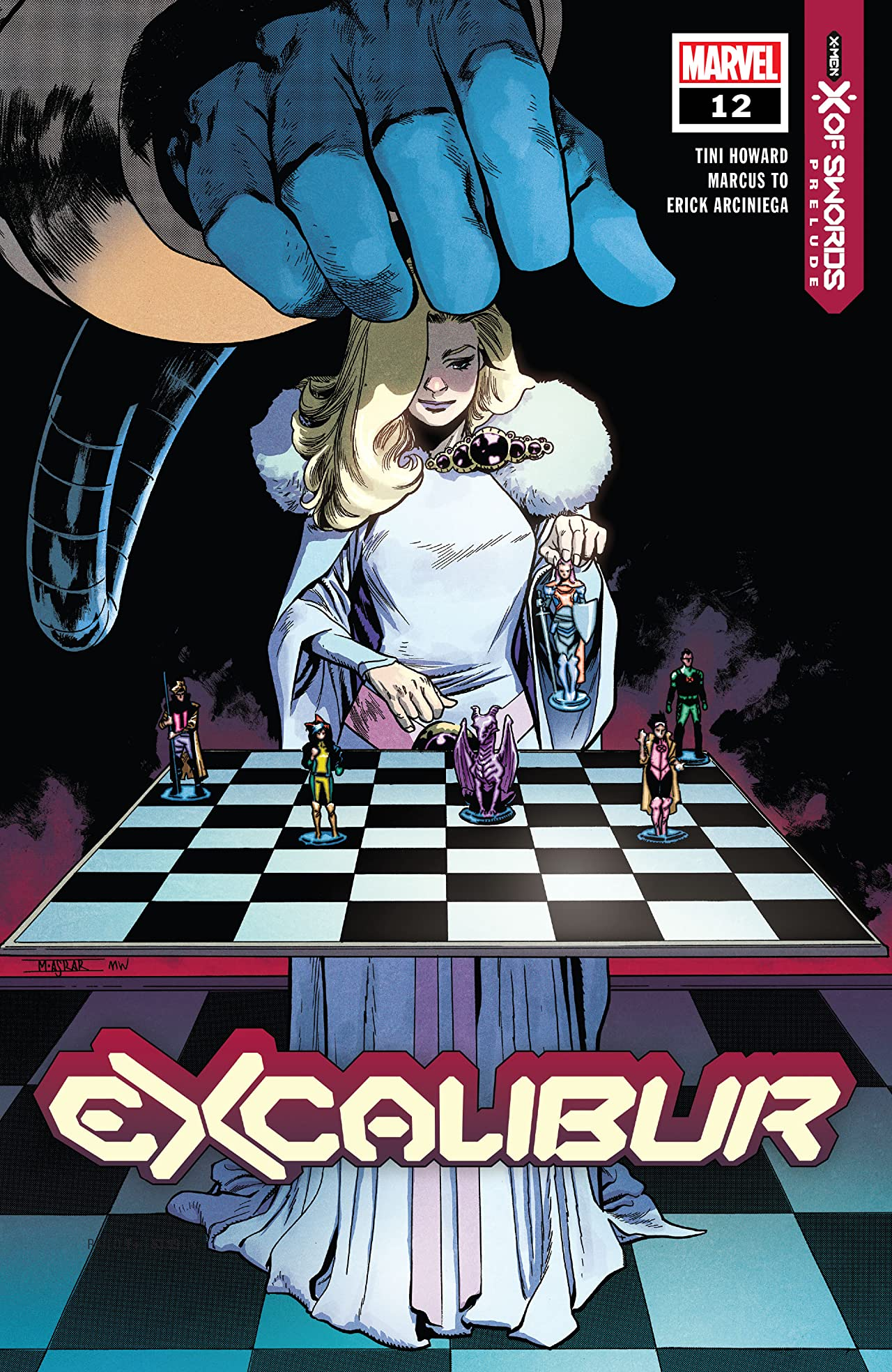 Excalibur (2019-) No.12