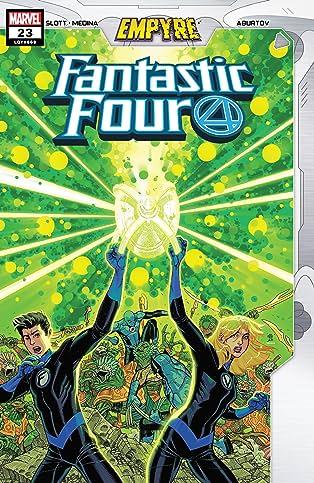 Fantastic Four (2018-) #23