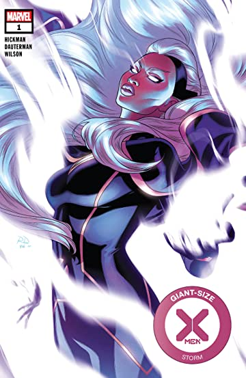 Giant-Size X-Men: Storm (2020) No.1