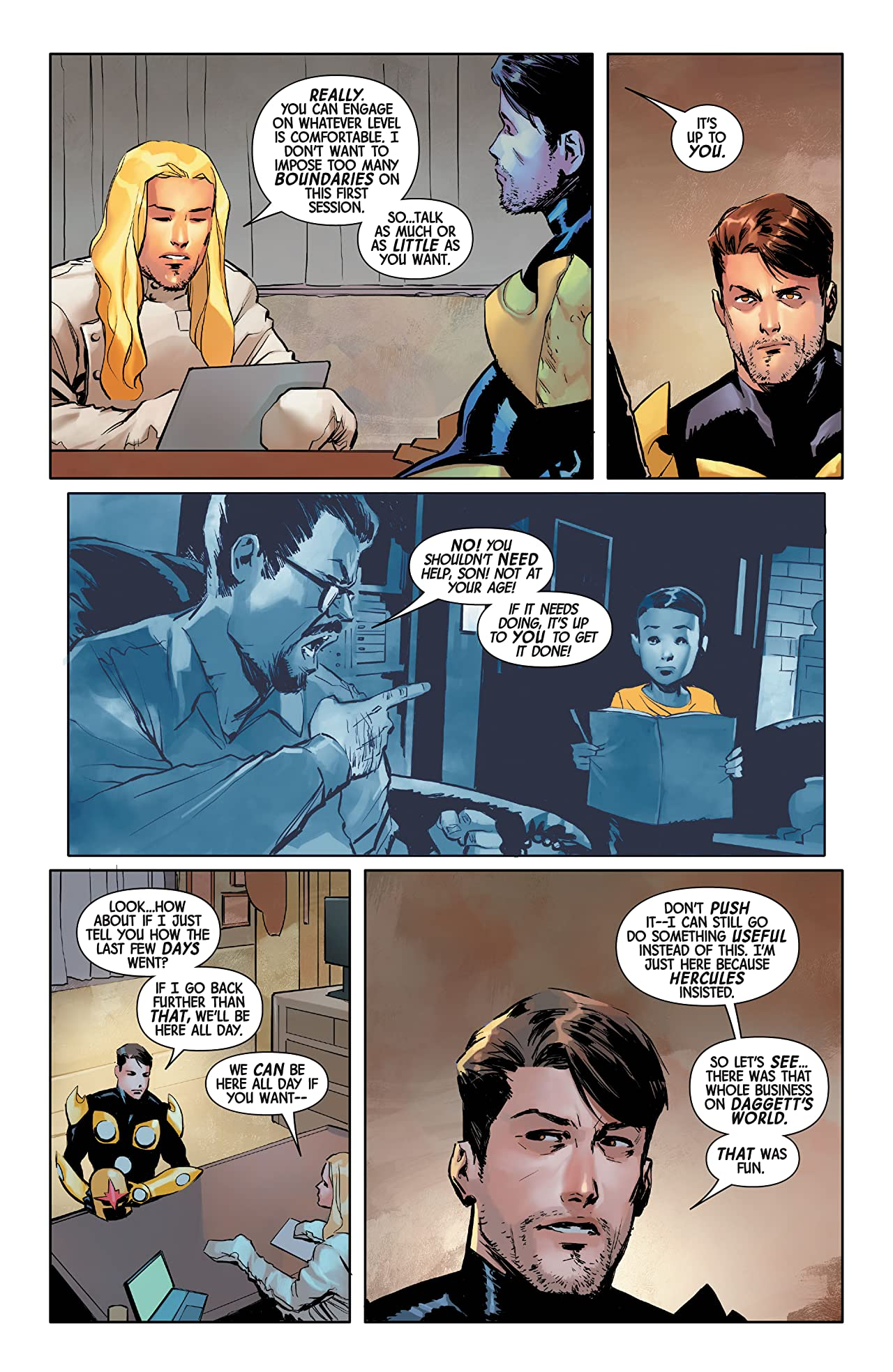 Guardians Of The Galaxy (2020-) #6