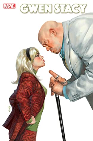 Gwen Stacy (2020) #5 (of 5)
