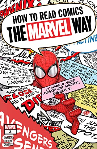 How To Read Comics The Marvel Way (2020) #3 (of 4)