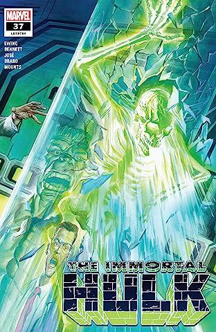 Immortal Hulk (2018-) No.37