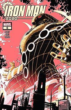 Iron Man 2020 (2020) #6 (of 6)