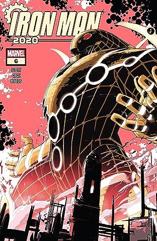 Iron Man 2020 (2020) No.6 (sur 6)