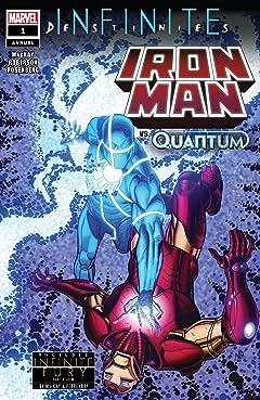 Iron Man Annual (2020) #1