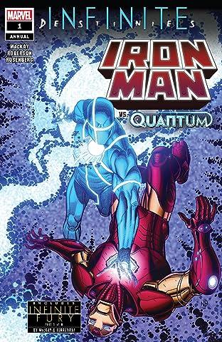 Iron Man Annual (2021) No.1