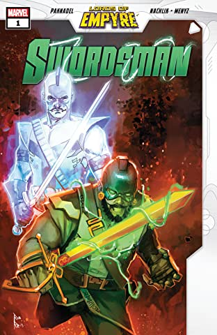 Lords Of Empyre: Swordsman (2020) #1