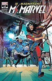Magnificent Ms. Marvel (2019-) #16