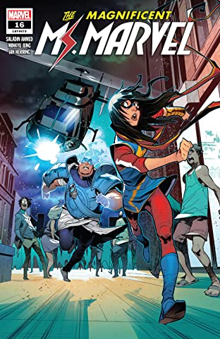 Magnificent Ms. Marvel (2019-) No.16