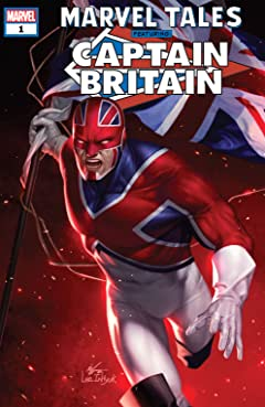 Marvel Tales: Captain Britain (2020) #1