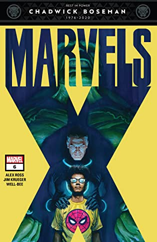 Marvels X (2020) #6 (of 6)