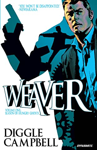 Weaver Tome 1: Season of Hungry Ghosts