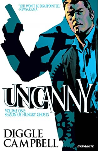 Uncanny Tome 1: Season of Hungry Ghosts