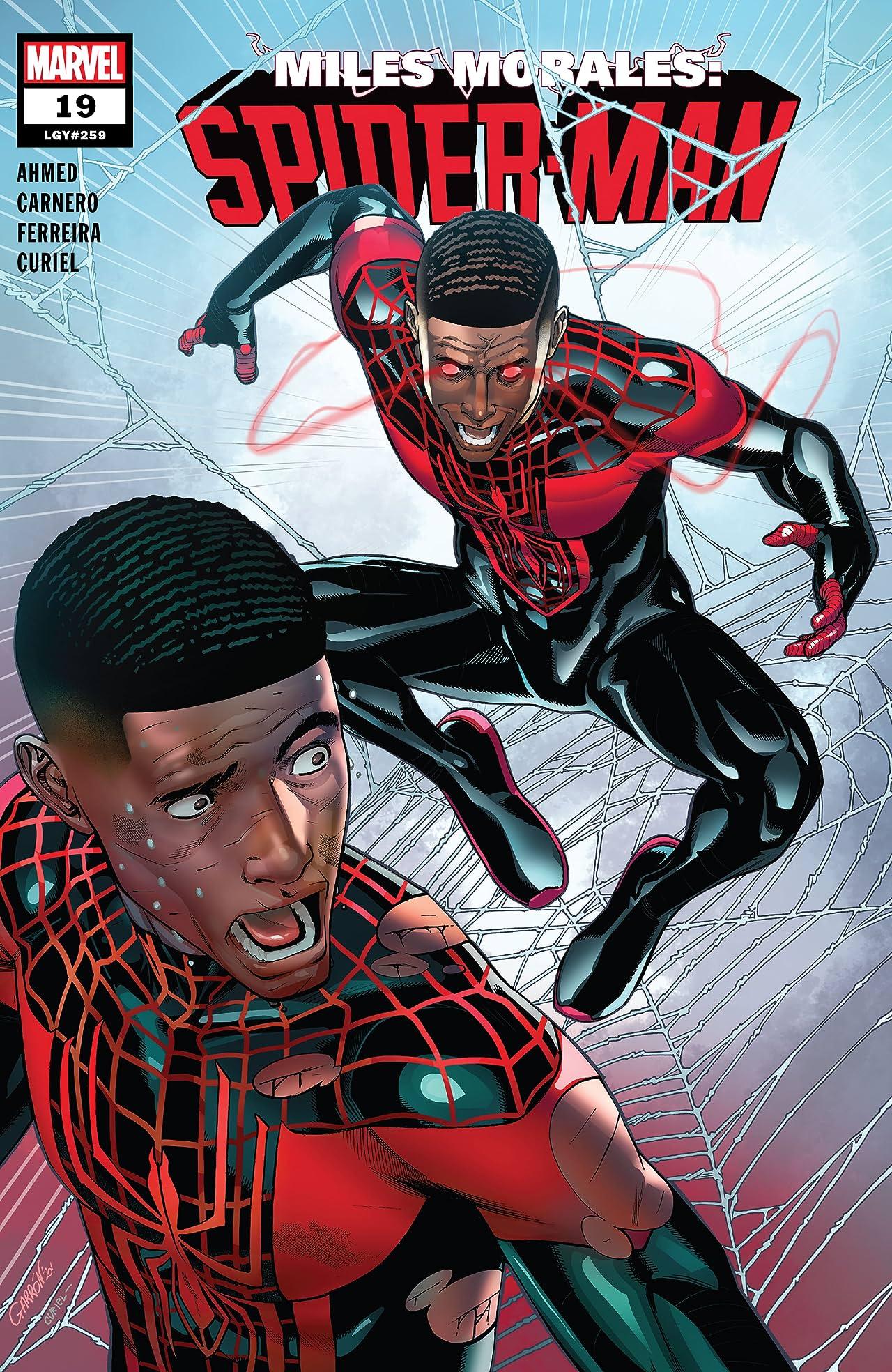 Miles Morales: Spider-Man (2018-) No.19