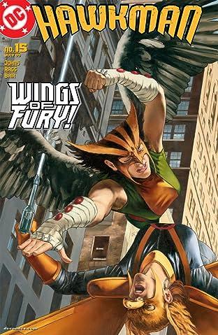 Hawkman (2002-2006) #15