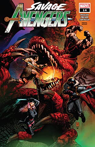 Savage Avengers (2019-) No.14
