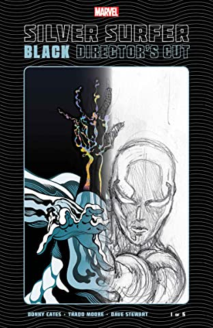 Silver Surfer: Black Director's Cut (2020) #1 (of 5)