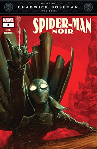 Spider-Man Noir (2020) #4 (of 5)