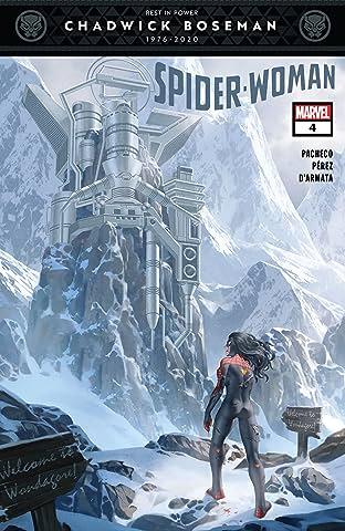 Spider-Woman (2020-) No.4