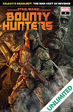 Star Wars: Bounty Hunters (2020-) #5