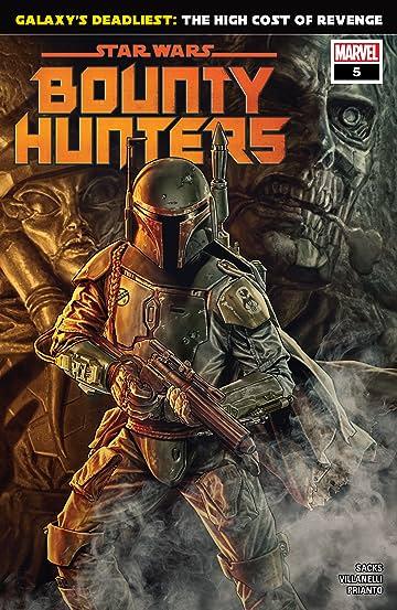 Star Wars: Bounty Hunters (2020-) #5