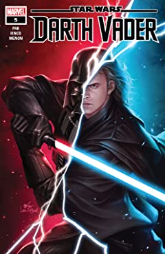 Star Wars: Darth Vader (2020-) #5