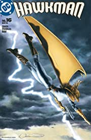 Hawkman (2002-2006) No.16