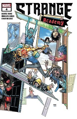 Strange Academy (2020-) No.4